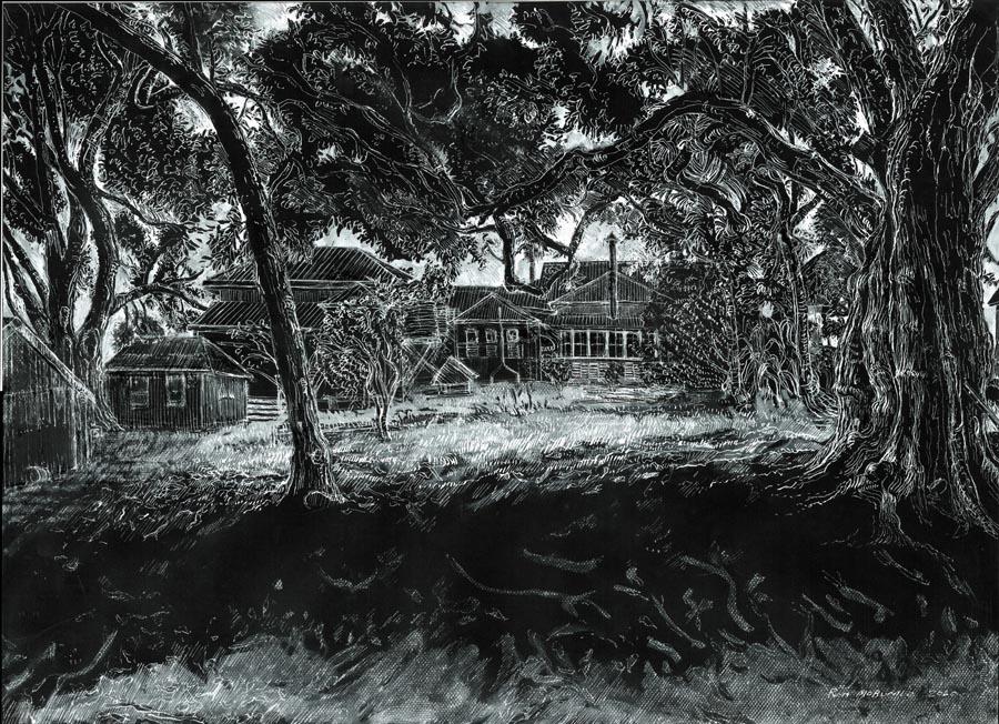 Greenmount Homestead