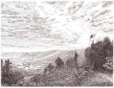 View from Eungella